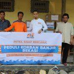 Bantuan untuk Korban Banjir di Cabangbungin, Kabupaten Bekasi