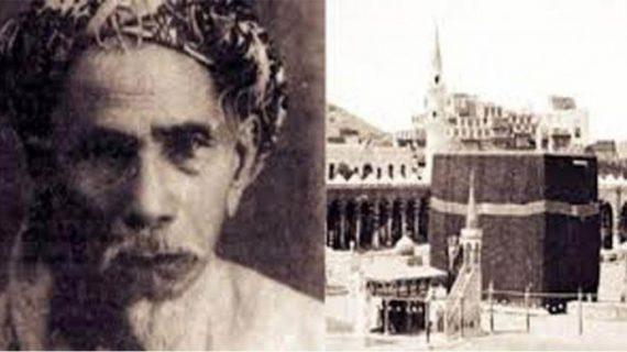 Masya Allah! Ternyata Ini Orang Pertama Asal Indonesia Jadi Imam di Masjidil Haram