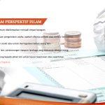 Status Dana (uang) dalam Perspektif Islam