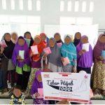 Tebar Hijab untuk Muslimah Banyumas