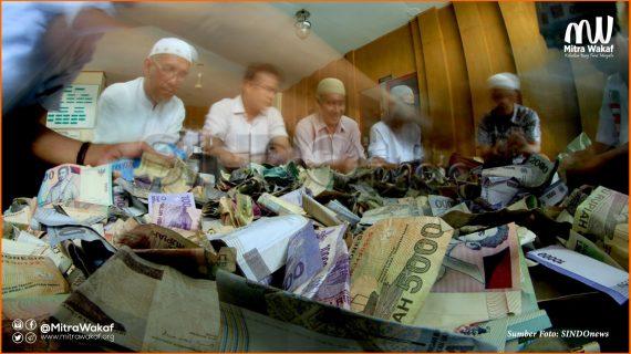 Semakin Semangat Sedekah di Bulan Ramadhan