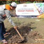 Program Wakaf Pohon Di Desa Sukamanah, Lebak Banten
