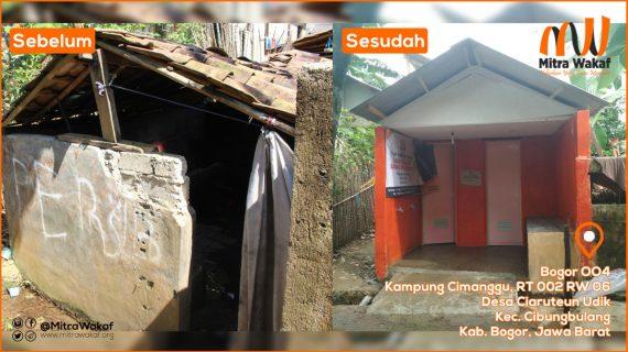 Hadiah Ramadhan untuk Desa Ciaruteun Udik, Kab. Bogor