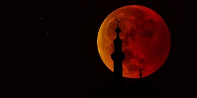 Gerhana Bulan - Mitra Wakaf Indonesia