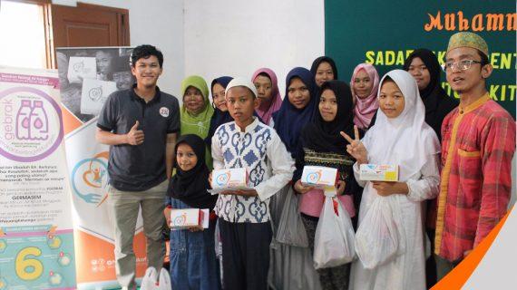 SBY (Sarapan Bareng Yatim) Rawa Kuning, Cakung Batch 7