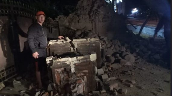 Ini Penyebab Gempa Situbondo Kamis Dini Hari Tadi