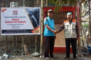 Mitra Wakaf Indonesia Wakaf Sumur (3)