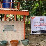 Mitra Wakaf kembali Bangun Wakaf Sumur (Sarana Air Bersih)