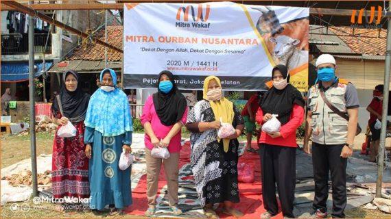 Mitra Qurban Nusantara 1441 H: Berbagi Daging Qurban ke Wilayah Nusantara Indonesia.
