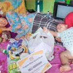 Mitra Wakaf Indonesia: Paket Sembako, Santunan untuk Keluarga Ibu Hayani, Ibu Astuti & Ibu Napiah yang Terdampak Wabah Corona