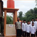 Jelang Akhir Tahun 2020; Mitra Wakaf Indonesia Bangun Wakaf Sumur Untuk Para Penghafal Al Qur'an, Ponpes Al Wafaa Banjaran, Jawa Tengah