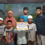 Sarapan Bareng & Penyerahan Dana Tunai untuk Adik-adik Yatim, Yayasan Shafamarwah